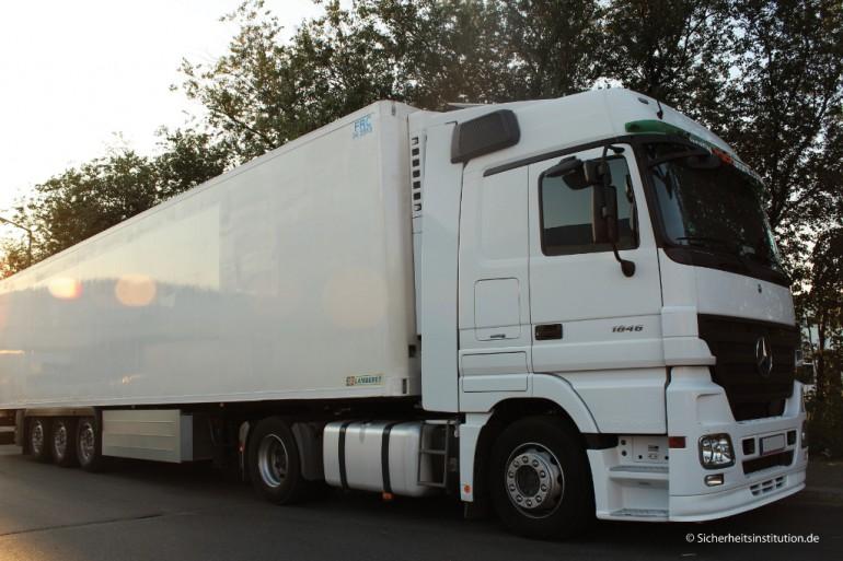 SIB LKW Transportsicherung