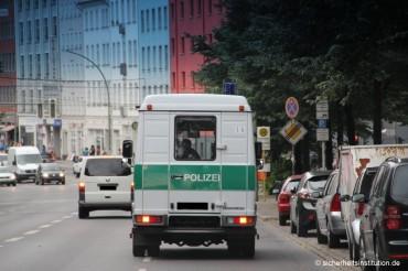 SIB Berliner Polizei