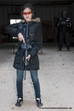 SIB: Schiessausbildung Langwaffen